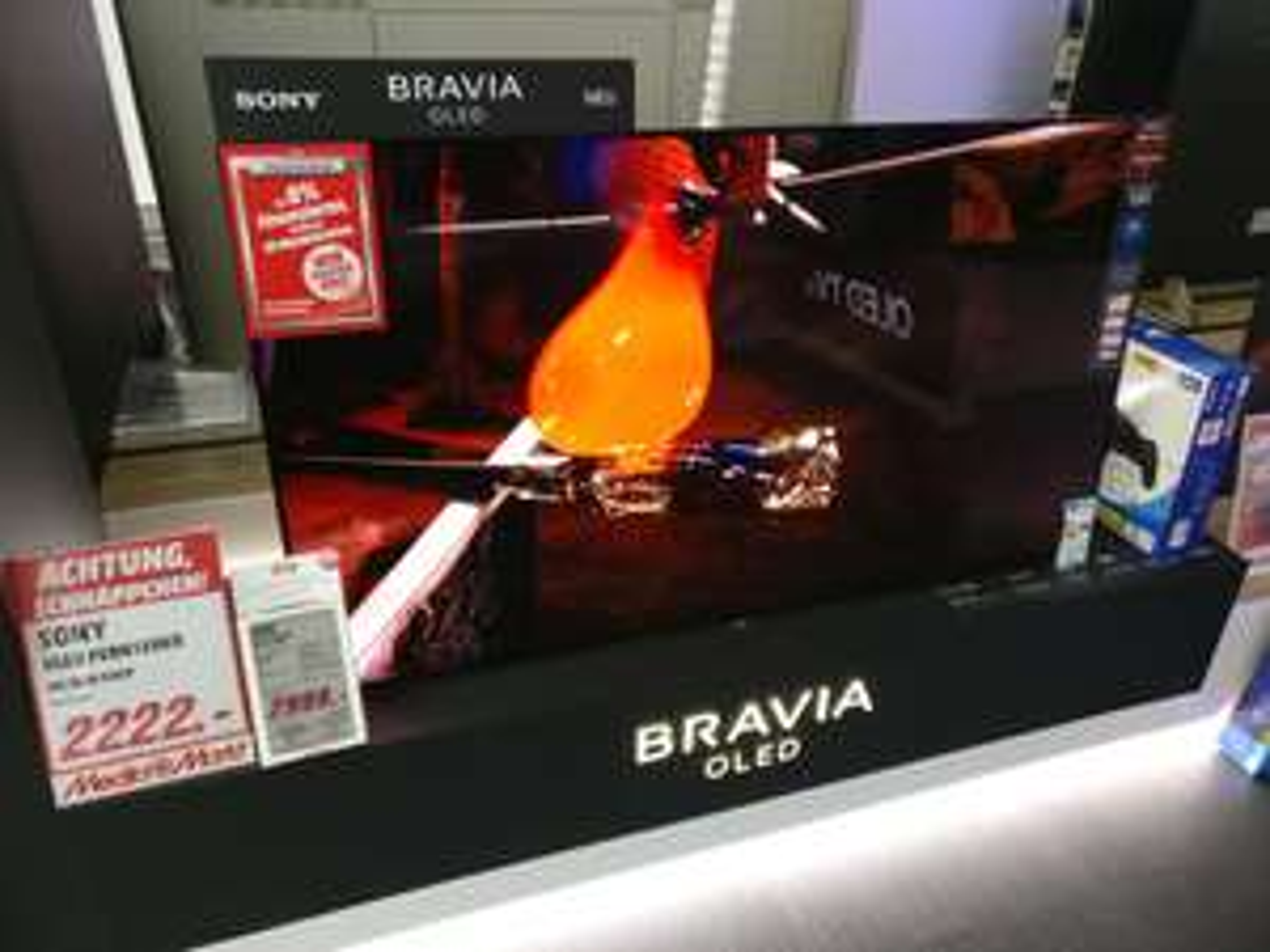 Sony OLED 55 Bravia A1 Media Markt Berlin (lokal)