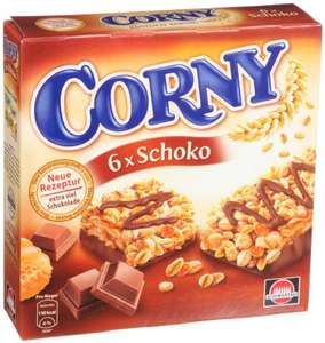 [AMAZON PRIME] Zum Beipiel 30 Riegel Corny Schoko 6er, 5er Pack (5 x 150 g)