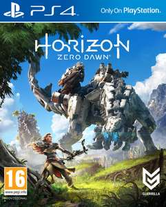 Horizon: Zero Dawn (PS4) für 25,99€ (ShopTo)