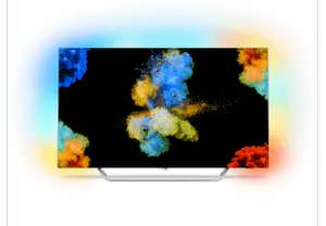 "[Saturn online] Adventskalenderangebot: Philips 55POS9002 55"" UHD 4K OLED TV mit Ambilight"