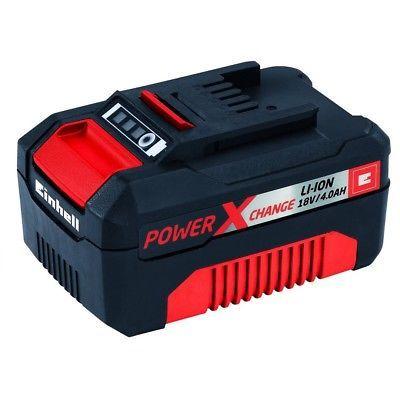 EINHELL Power X-Change 18V 4,0 Ah 50A Akku Li-Ion