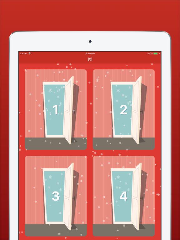 Nur an Nikolaus für 2,29 statt 5,49 - Motivations- Weihnachtskalender.