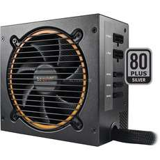 BeQuiet! Pure Power 10 CM 500W 80Plus Silver und DC-DC Technik