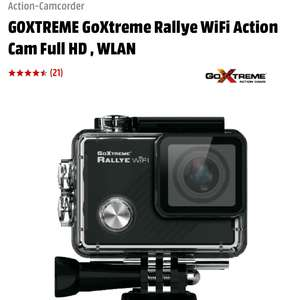 Action Cam Full HD GoXtreme für 20€