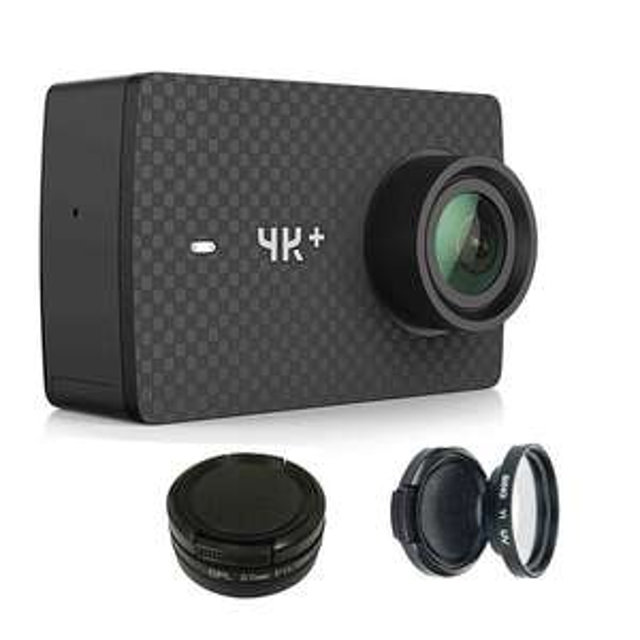 Kamera Objektiv Cpl/UV Filter. Für Xiaomi Yi Xiaoyi 2/ 4K Xiaomi und YI 4K Plus Action Kameras