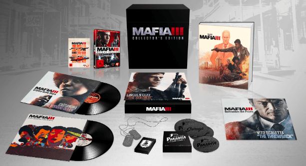 Mafia III Collector's Edition (Xbox One) für 29,99€ (Saturn)