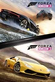 Forza Horizon 2 und 3 im Bundle Xbox Live Deals with Gold. (25€ Russland)