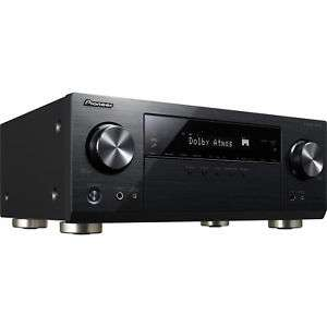 [alternate@eBay] Pioneer VSX-932 7.2-Kanal AV-Receiver (130 Watt RMS, USB, Ethernet, AirPlay, Spotifiy, Dolby Atmos / Vision, DTS:X, HDR10, FireConnect, 4K-Upscaling, Radiotuner, Chromecast, Spotify) in schwarz