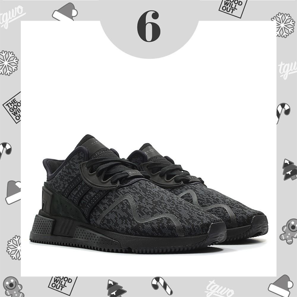 Adidas Originals EQT Equipment Cushion ADV Triple Black 'Black Friday Pack' (schwarz / schwarz) für 85€ inkl. Versand bei [The Good Will Out]