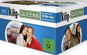 The King of Queens HD Superbox (Blu-ray) für 57,39€ (Thalia)