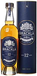 [Amazon] Royal Brackla 12 Highland Single Malt Scotch Whisky nur 29,52€