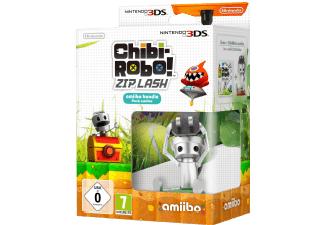 Chibi-Robo! Zip Lash (3DS) + amiibo-Figur für 9,99€ (Saturn)
