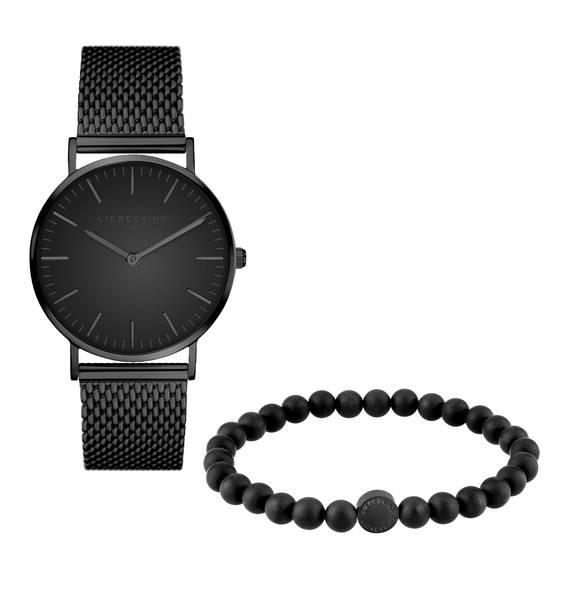 Liebeskind Set Uhr und Armband