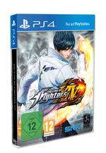 The King of Fighters XIV Day One Edition inkl. Steelbook (PS4) für 14,96€ (GameStop)