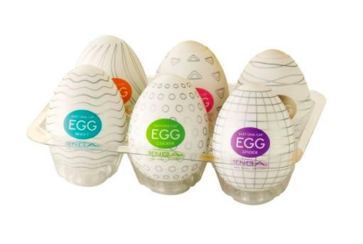 6 Egg Einweg Masturbationseier in einer Mix-Box für nur 13,99€ [realdoll4me] *preis gesenkt*