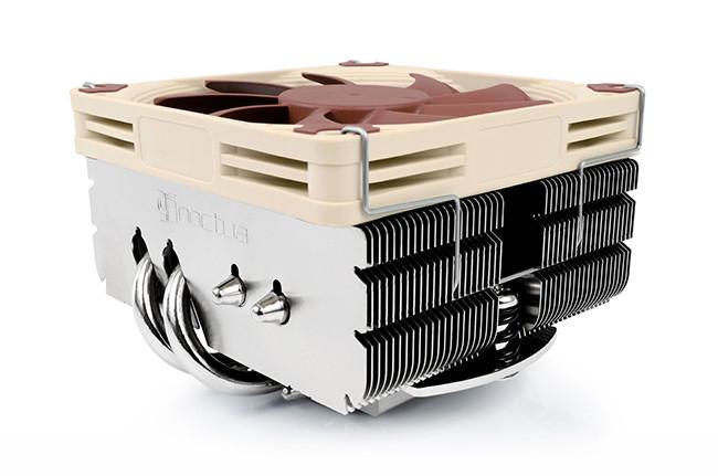 Noctua CPU-Kühler NH-L9x65 SE-AM4 und NH-U12S SE-AM4 (Ryzen)