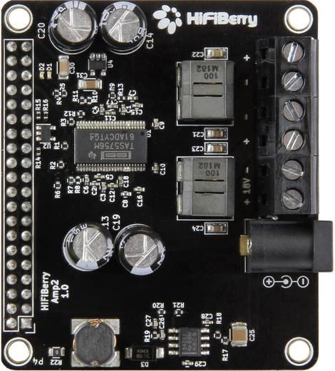Hifiberry Amp2 (neue Version) Verstärkerplatine für Raspberry Pi (Conrad/Gutschein)