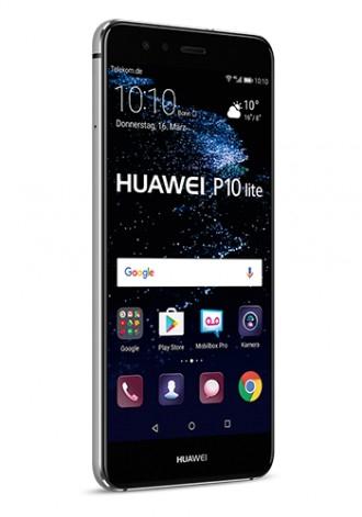 Huawei P10 lite für 2,95€ im mobilcom-debitel o2 Smart Surf Tarif für 9,99€ / Monat mit 1 GB LTE + 50 Min & SMS