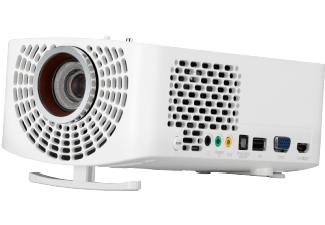 LG PF1500G LED/DLP Beamer bei Notebooksbilliger - FullHD LED Beamer mit rund 30000 Stunden Lampenlebensdauer
