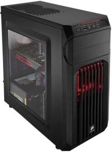 Gamer PC XL Ryzen 5 1600, 16 GB DDR4-3000, 240GB SSD, GTX1060