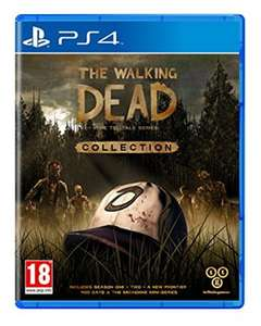 The Walking Dead: The Telltale Series Collection (PS4/Xbox One) für 38€ (Base.com)