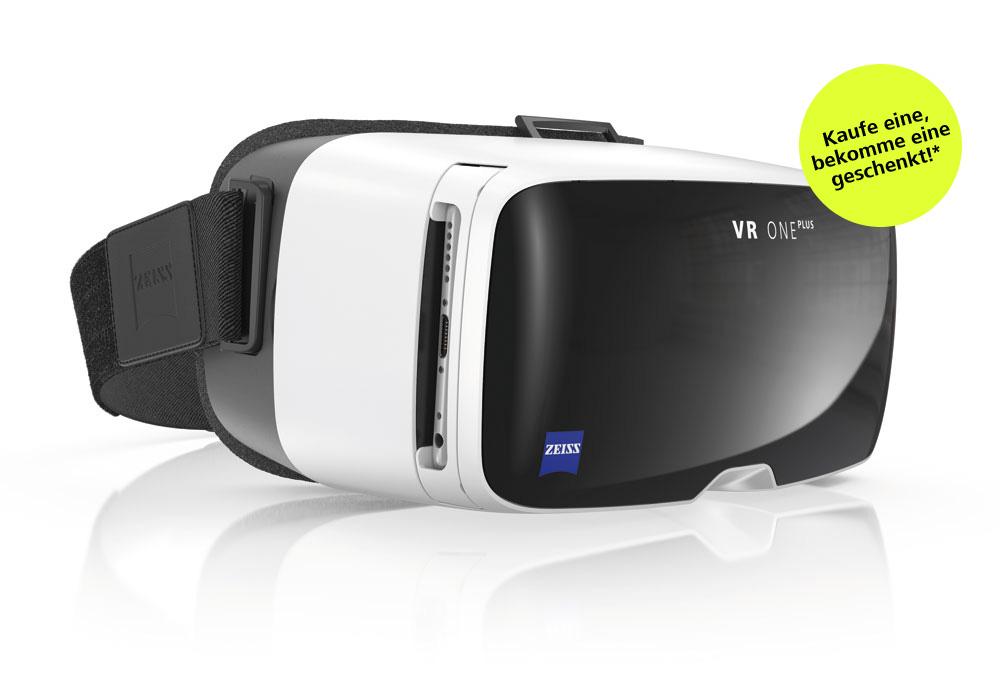 Eine Zeiss VR Brille kaufen und eine gratis dazu bekommen
