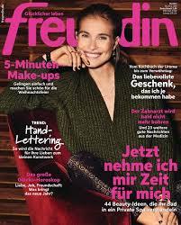 """13 Ausgaben der Zeitschrift """"Freundin"""" für 39€ mit 35€ Verrechnungscheck als Prämie"""