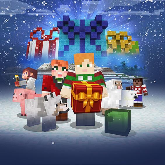 12 Tage Minecraft Geschenke ab dem 21.12. (Win10)