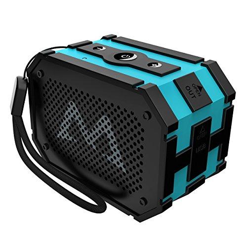 [Amazon Prime] Bluetooth Lautsprecher (Blau) von Mpow wieder reduziert (35%)