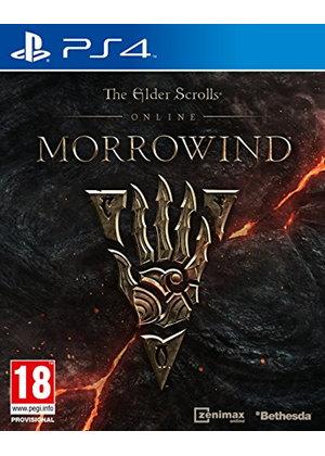 The Elder Scrolls Online: Morrowind (PS4) für 12,65€
