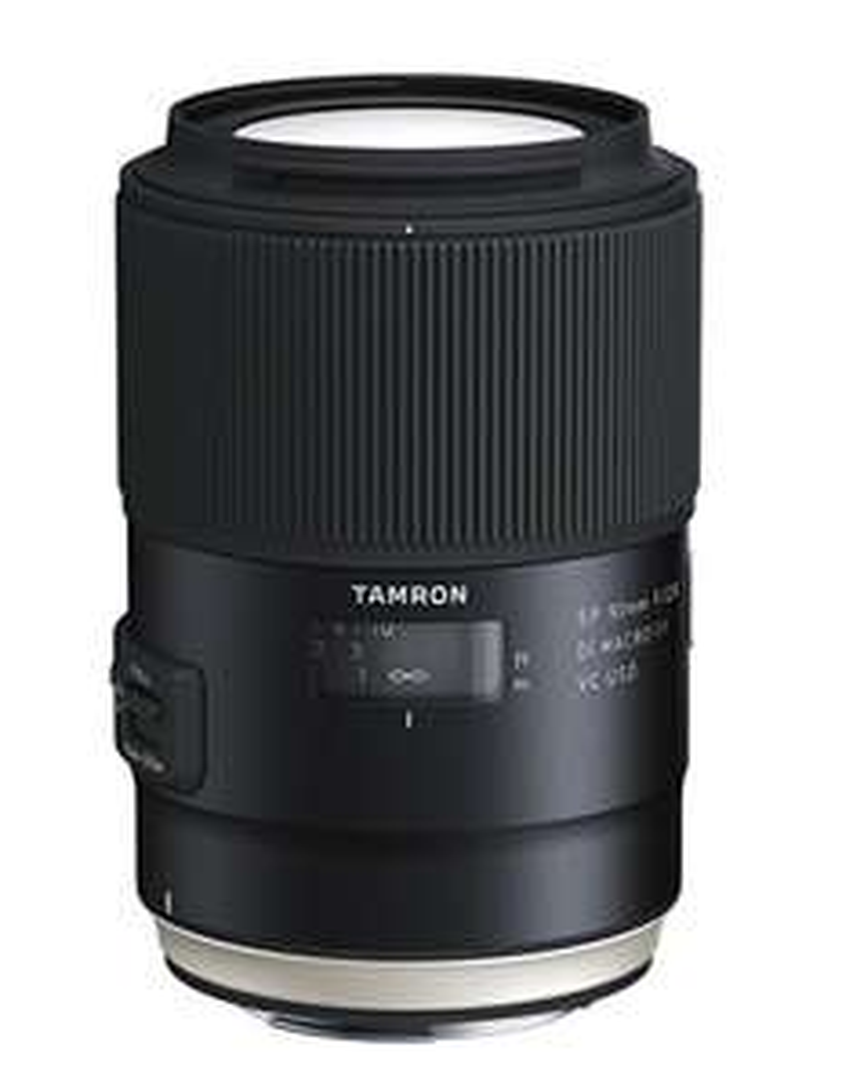 [Amazon] Tamron Objektiv  SP 90mm F/2.8 Di Macro, 1:1 VC USD  ab 487€ Canon/Nikon