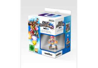 [Saturn online] Super Smash Bros. für Wii U inkl. amiibo Figur - Nintendo Wii U