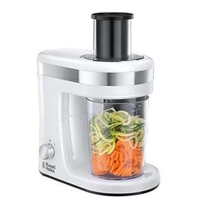 [Amazon + Media Markt] Russell Hobbs Ultimativer Spiralschneider