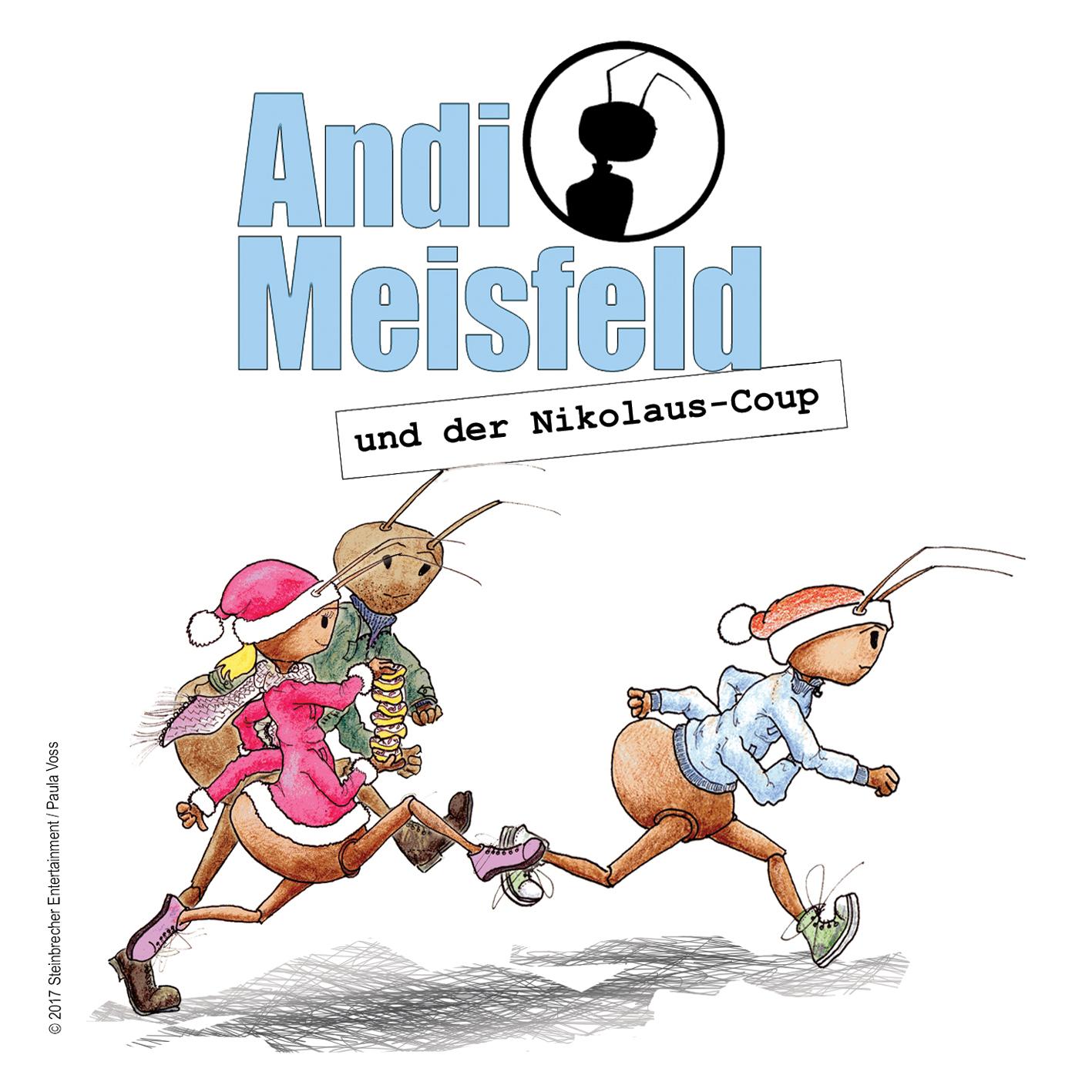 [Hörspiel] Andi Meisfeld und der Nikolaus-Coup