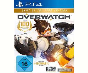 Amazon Overwatch Game of the Year Edition (PS4)