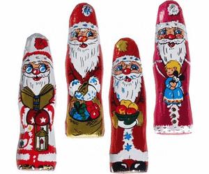 Kostenloser Schokoladen Nikolaus (Lokal)