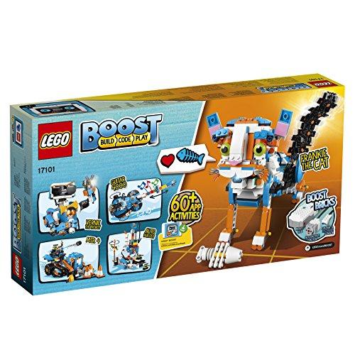 LEGO Boost 17101 - Programmierbares Roboticset @Amazon.fr