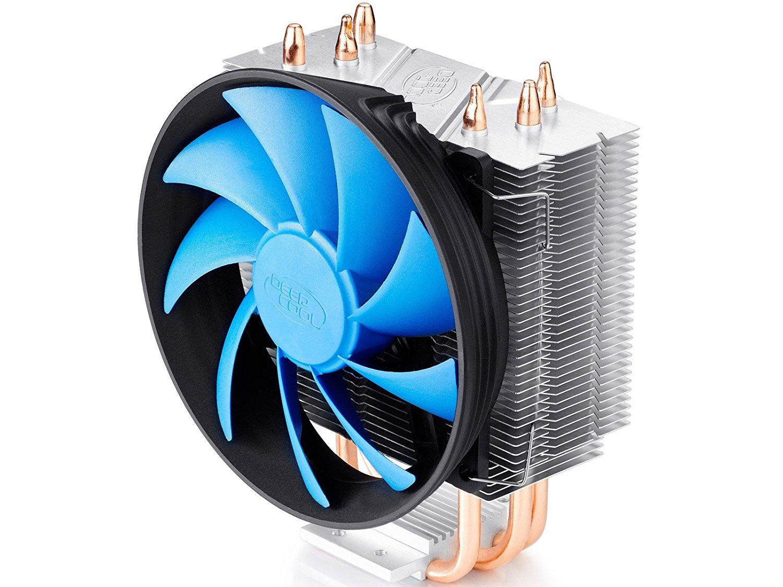 Amazon Prime DEEPCOOL GAMMAXX 300 CPU-Kühler Intel LGA2011/1366/1156/1155/1151/1150/775 und AMD AM4/FM2/FM1/AM3+/AM3/AM2+/AM2/940/939/754