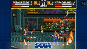 Sega Forever - Streets of Rage gratis [Android+iOS]