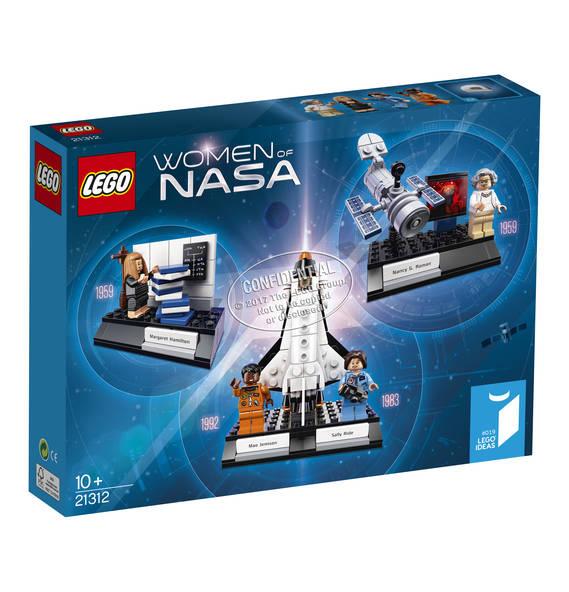 LEGO Ideas Women of NASA 21312 *Online*