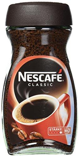 [AMAZON Sparabo] Nescafé Classic, Löslicher Kaffee, 200g Glas (1er Pack)