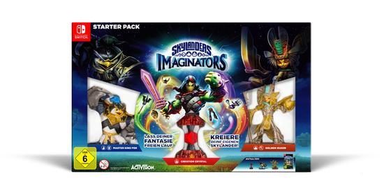 Skylanders Imaginators (Nintendo Switch) für 24,99€ bei [GameStop]