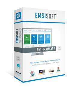 Ab heute (7.12.) im Chip Adventskalender: Vollversion Emsisoft Anti Malware...