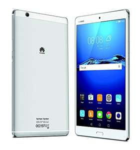 HUAWEI MediaPad M3 21,33 cm (8,4 Zoll) Tablet-PC WiFi Version (LTE Version 279 Euro)