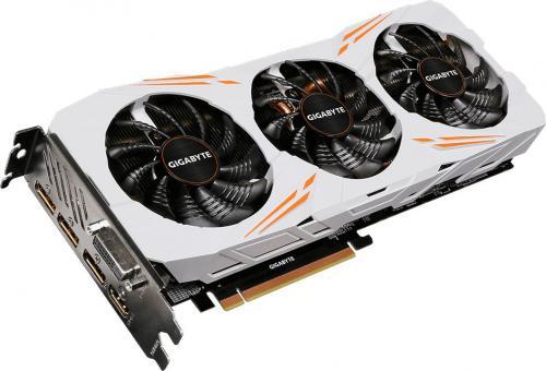 Grafikkarte Gigabyte 11GB GeForce GTX 1080 Ti Zum Vergleich