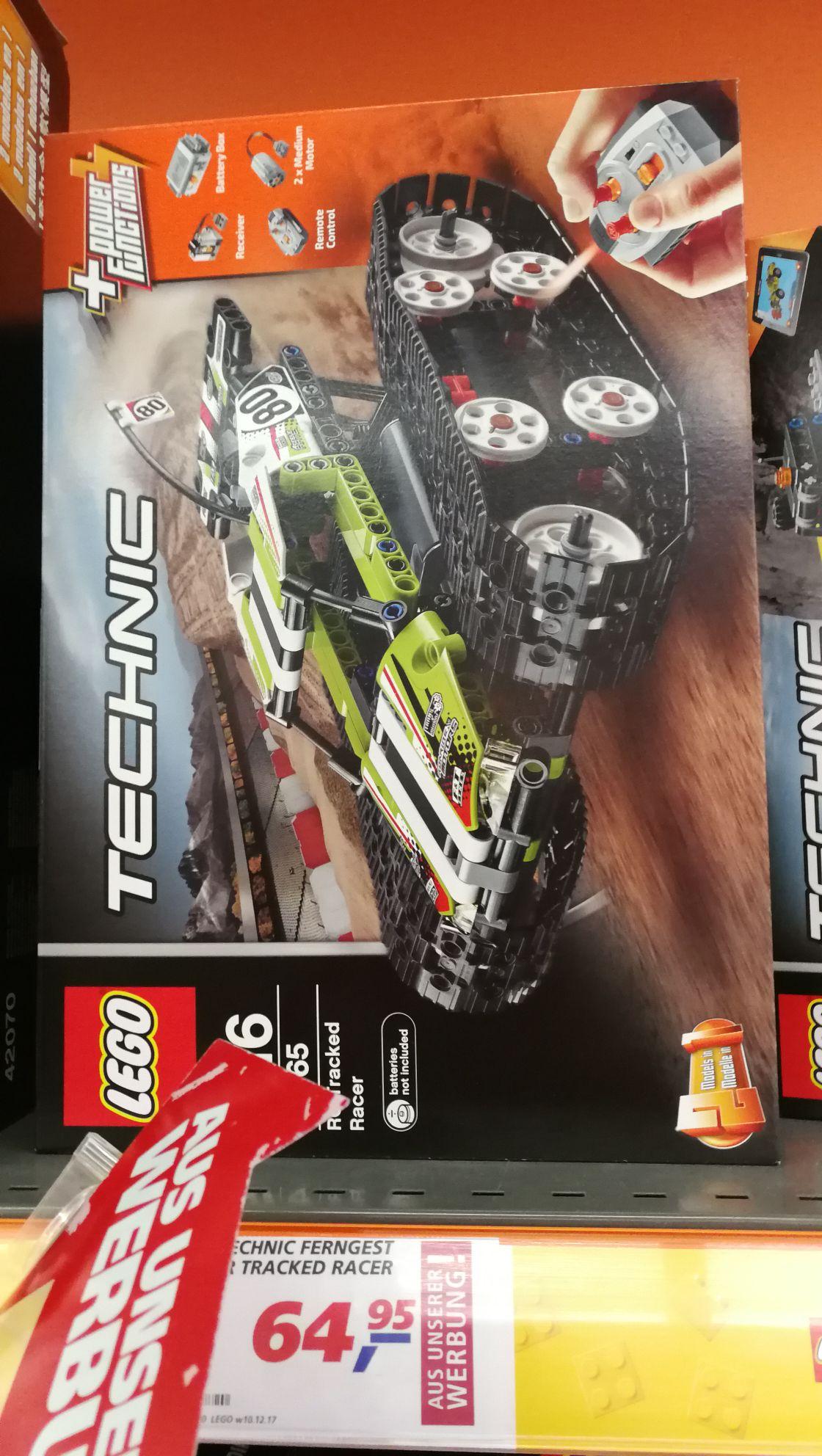[Real|lokal MH] LEGO® - Technic, Ferngesteuerter Tracked Racer; 42065