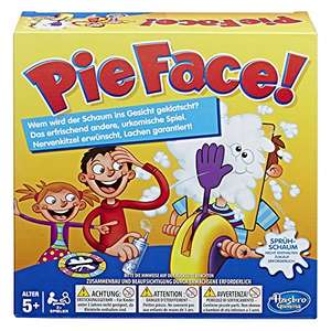 Hasbro Pie Face Partyspiel (B7063) [Amazon Prime]
