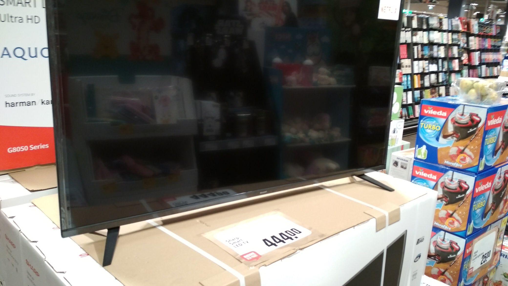 [Lokal Bielefeld] Sharp 4K TV 55''