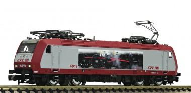 [Modellbahn Spur N] Fleischmann 738510 CFL E-Lok Serie 4000 Epoche VI @ Menzels Lokschuppen