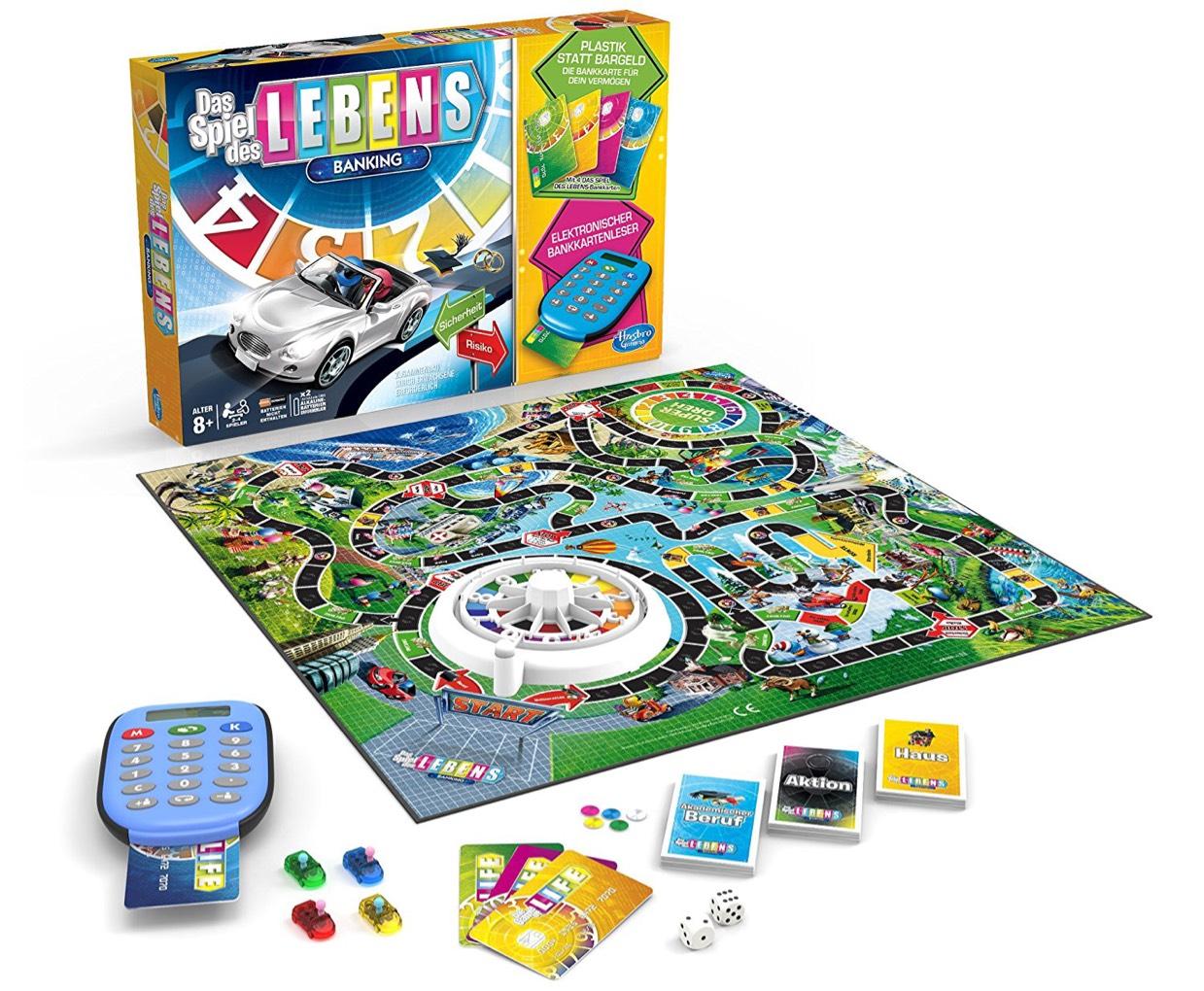 Spiel des Lebens Banking - Neueste Edition für 21,99€
